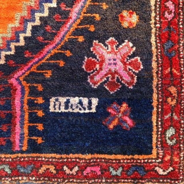 Vintage Rug Seattle: Colorful Vintage Persian Rug