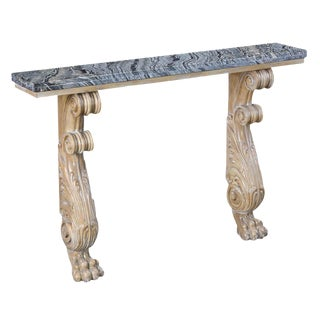 Sarreid Ltd. Acanthus Console Table