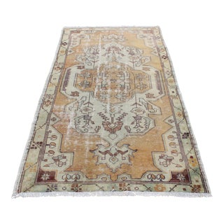 "Turkish Handmade Wool Floor Rug - 48"" x 93"""