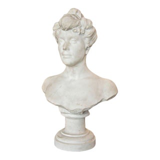 "Woman Bust ""Liberty"" 1905"