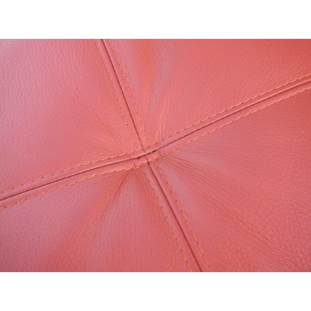 Roche Bobois Sunset Orange Sectional Sofa - Image 8 of 9