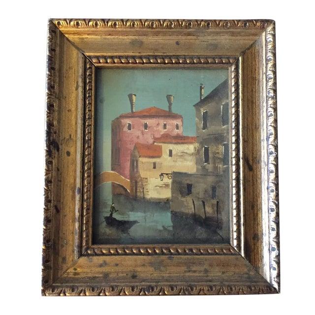 Small Framed Italian Artwork - Image 1 of 7