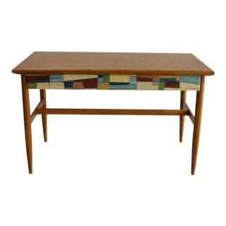 Italian Abstract Desk