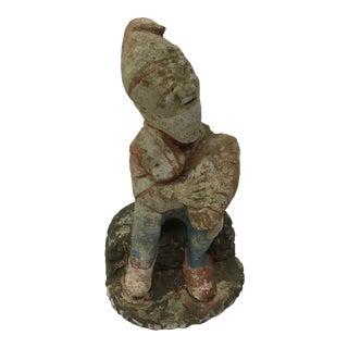 Antique English Garden Gnome