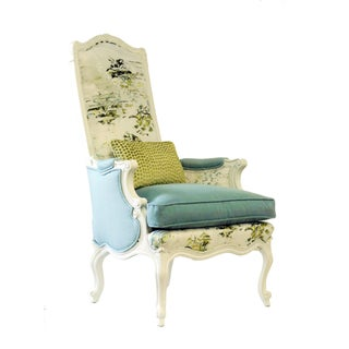 """Vintage """"Avalon"""" Armchair"""