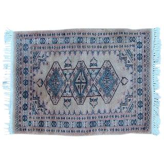 Persian Wool Rug- 2′ × 3′