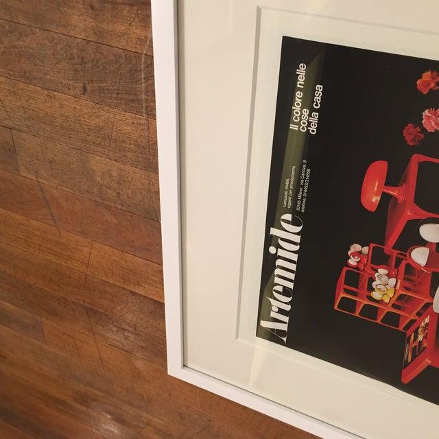 1969 Artemide Emilio Fioravant Advertisement - Image 4 of 5
