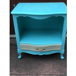 Image of Shabby Chic Drexel Touraine Bedside Table