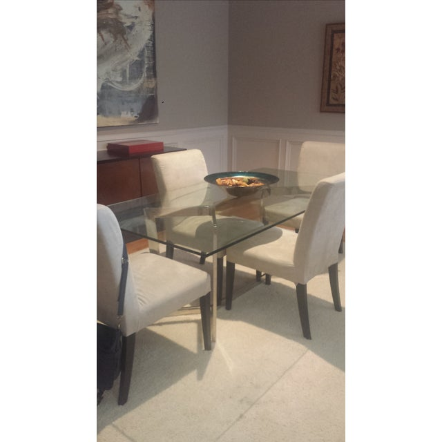 Mitchel Gold Bob Williams Townsend Dining Table - Image 4 of 5