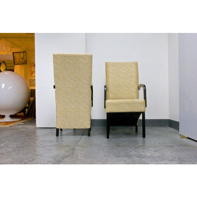 Custom Designed Chairs - A Pair - Image 3 of 5