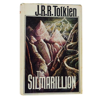 The Silmarillion, 1st American Edition