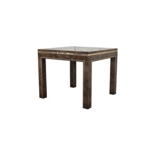 Mastercraft Burlwood Table