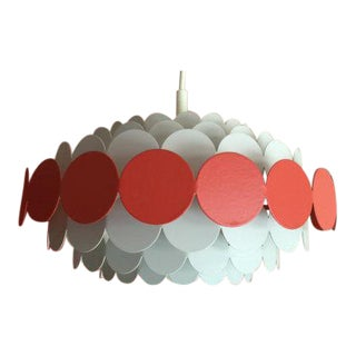 Doria Lichtenwerken Mid-Century Modern Pendant Light