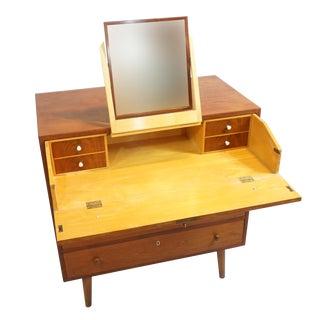 Danish Vintage Teak Dresser and Vanity