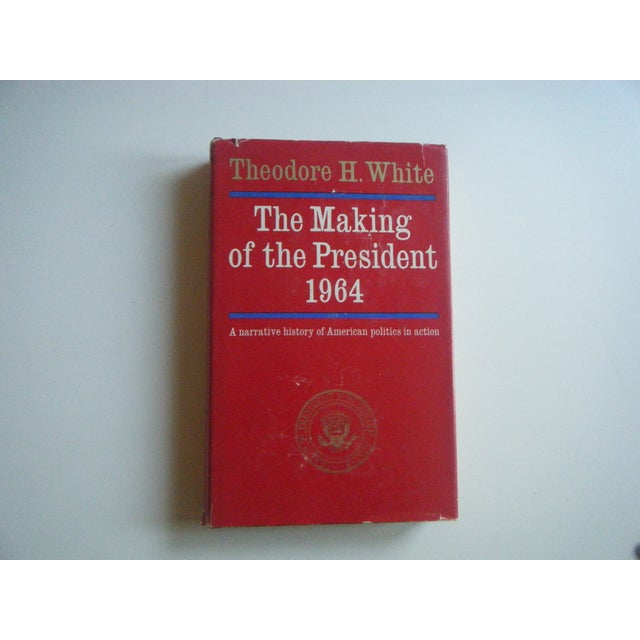 Image of The Making of the President 1964 Vintage Book
