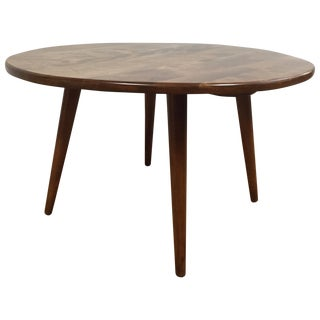 McCobb Style Round Occasional Table