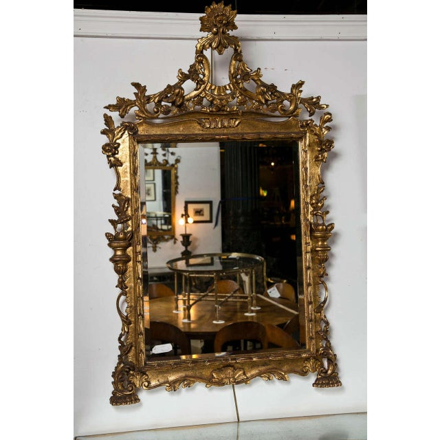 French Belle Epoque Style Mirror - Image 2 of 7