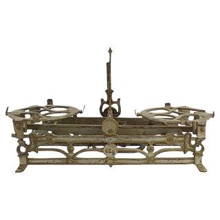 Antique Cast Metal Mercantile Scale