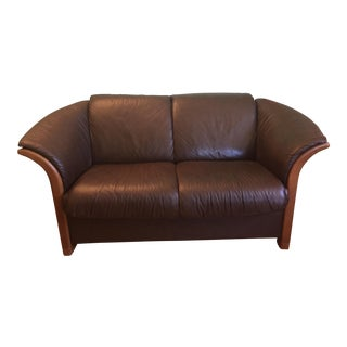 Ekornes Manhattan 2-Seater Sofa
