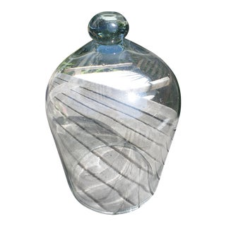 Thick Glass Display Cloche