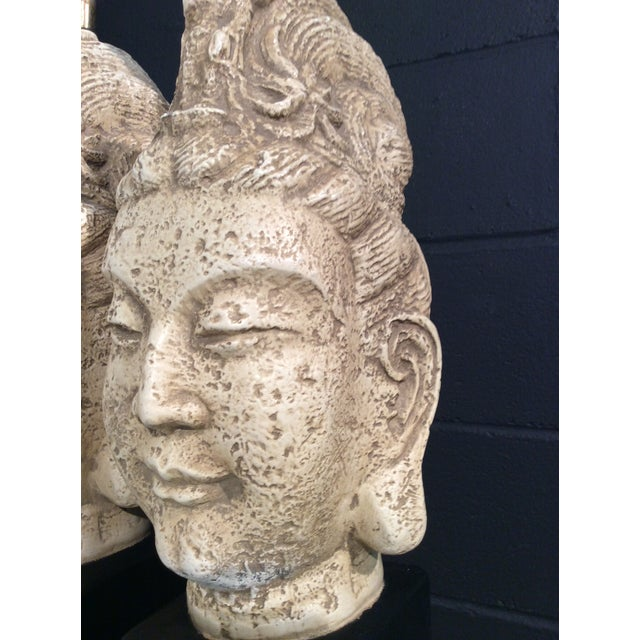 James Mont Buddha Lamps - A Pair - Image 7 of 11