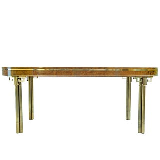 Mastercraft Dining Table