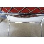 Image of Mid Century Bertoia Knoll Diamond Chairs - Pair