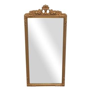 Antique Goldleaf Solid Wood Mirror
