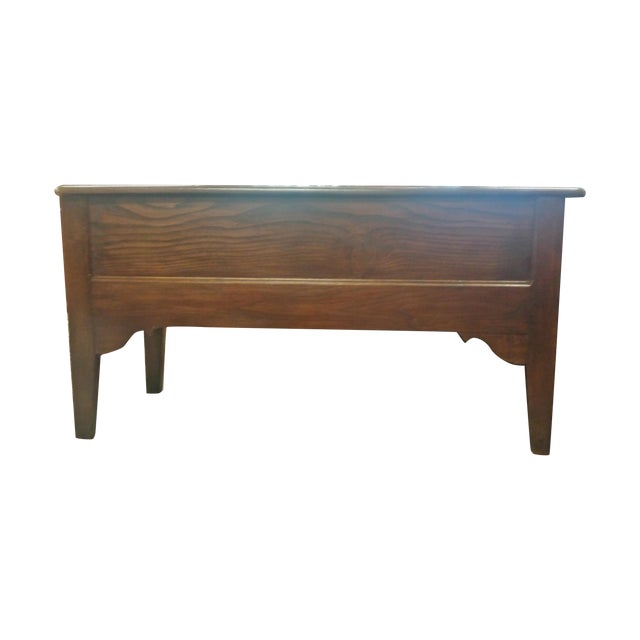 Image of Primitive Blanket Chest
