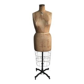1956 Vintage Dress Form