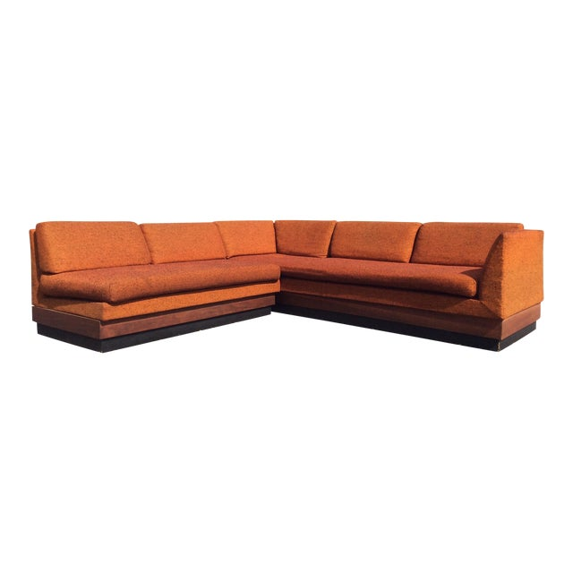 Adrian Pearsall Sectional Sofa Craft Associates - Image 1 of 11