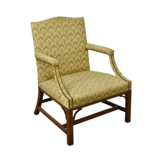 Kittinger Colonial Williamsburg Chippendale George II Style Arm Chair