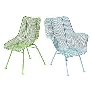 1950s R. Woodard Sculptura Chairs - Pair