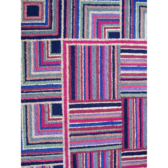 "Basket Weave Pattern Rug - 8'8"" x 10'3"" - Image 4 of 6"