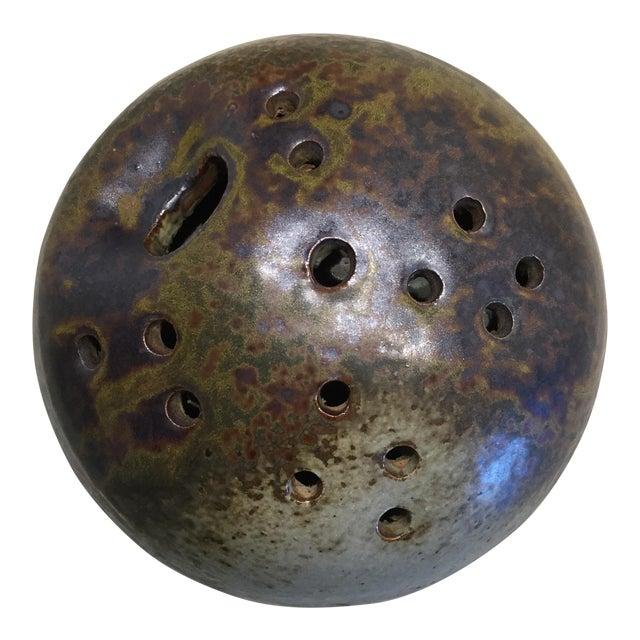 Frank Tromborg Weed Pottery Vase - Image 1 of 4
