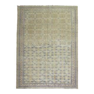 Vintage Turkish Anatolian Rug, 8'6'' x 12'4''