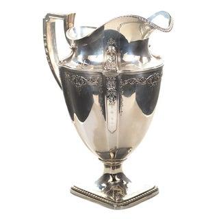 Gorham Antique Sterling Silver Pitcher
