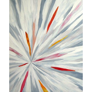 "Original ""Chispa Caliente"" Painting"