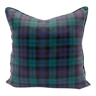 Blackwatch Tartan Pillow