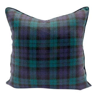 Blackwatch Tartan Pillow