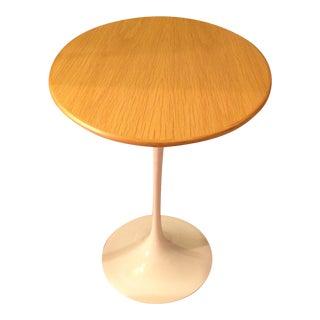 Eero Saarinen for Knoll Oval Tulip Side Table
