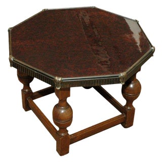 Coffee Table with Bakelite Top