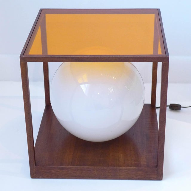 Quadrus Light Table by Paul Mayen for Habitat - Image 5 of 11