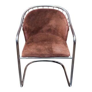 Gastone Rinaldi Vintage Cantilever Chair
