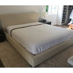Image of Custom Leather Bed