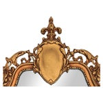 Image of Louis XV Style Carved Giltwood Mirror