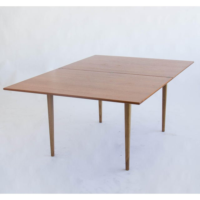 Folke Ohlsson for Dux Folding Dining Table - Image 6 of 9