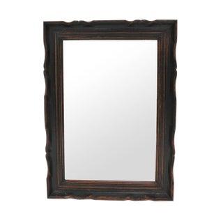 Sarreid Ltd Hand Carved Pine Mirror