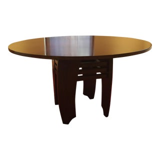 Clodagh Wood Dining Table