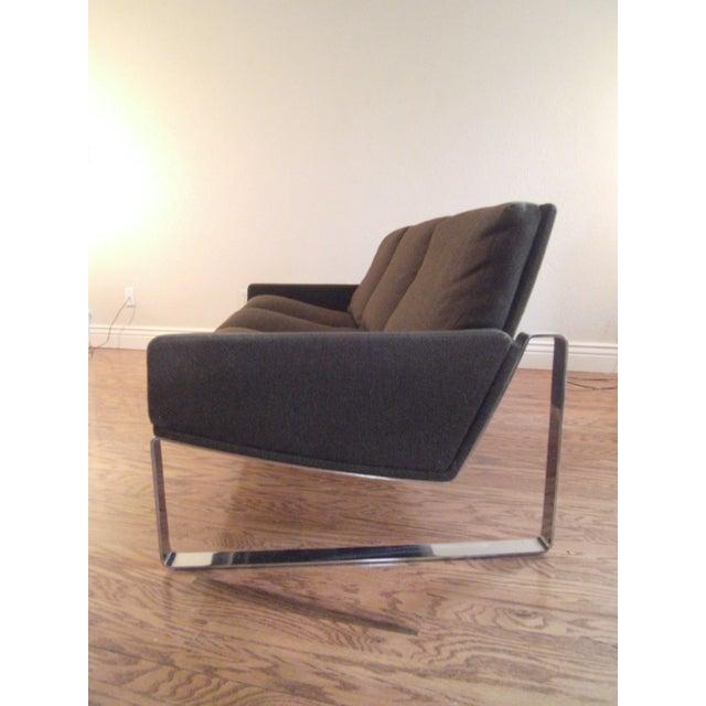 Mid-Century Modern Milo Baughman Sofa - Image 8 of 8
